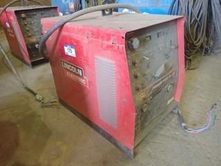 Lincoln 275 TIG Welder. S/N U1000511191