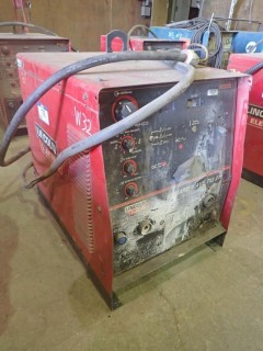 Lincoln 275 TIG Welder. S/N U1010514404