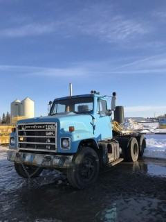 1981 International S-2500 Detroit Showing 804,222 C/W Detroit 6L-91N, 239HP, KMS VIN# 1HTDF2573BHA27849 ** No Batteries **