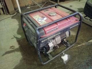 Honda EG 6500CL Generator