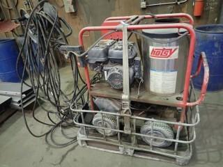 Hotsy Pressure Washer S/N 11100120-162568 **PARTS ONLY**