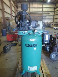 SPEEDAIRE 80 Gallon 175PSI Air Compressor