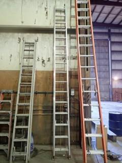 32' Aluminum Extension Ladder