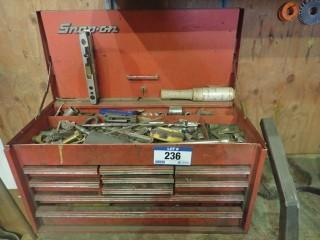 Snap On Tool Box C/W Contents