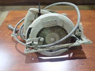 Ridgid 120V Circular Saw