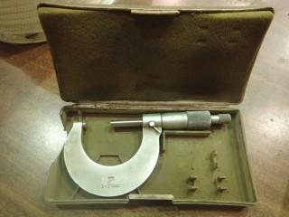 "2"" Outside Micrometer"