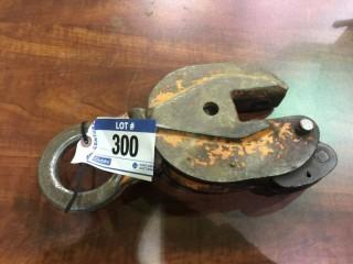 Steel Plate Clamp
