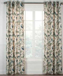 Brissac Grommet Window 2 Curtain Panels