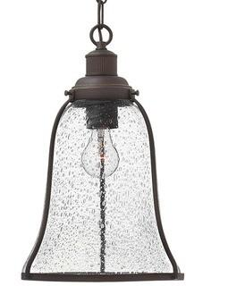 Hinkley Marlowe 1 Light 11 inch Oil Rubbed Bronze Mini-Pendant Ceiling Light