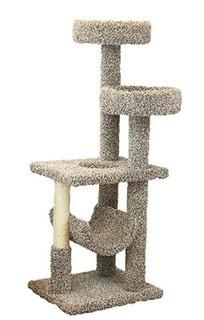 Telly Cat Condo 61'' H x 24'' W x 20'' D