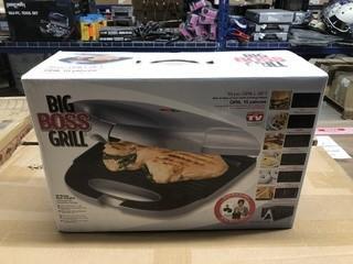 Big Boss 15 Pc Grill Set