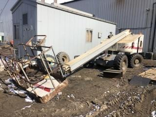 1998 TEREX TB60 Boom Lift s/n 98630275 **PARTS ONLY** *LOCATED AT FOREMOST YARD IN LLOYDMINSTER** For Viewing/Information Contact Jason At 780-870-0193