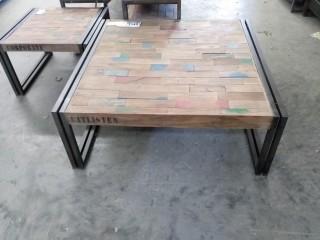 "Ocean Low Table 39"" x 40"" x 16"""