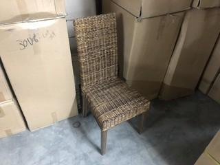Set of (2) Stuttgard Dining Chairs
