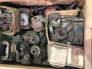 Qty of PTO parts for Truck Tractors
