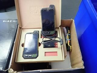 Lot of 7 Sonim Rugged Cell Phones. **LOCATED IN MILK RIVER**