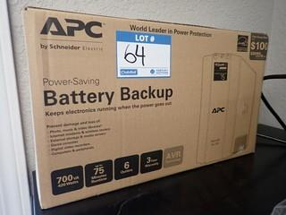APC Pro-700 Battery Backup UPS- NEW AND UNUSED. **LOCATED IN MILK RIVER**