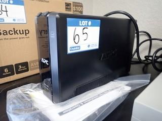 APC Pro-700 Battery Backup UPS. **LOCATED IN MILK RIVER**