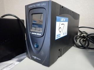 NexxTech Battery Backup UPS. **LOCATED IN MILK RIVER**