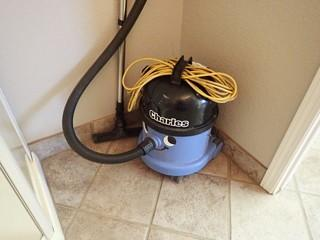 Charles CVC 370-2 Numatic Commercial Vacuum Cleaner. **LOCATED IN MILK RIVER**