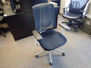 Task Chair. **LOCATED IN MILK RIVER**