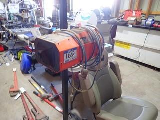 Symtech SCA1 Headlight Alignment Machine. **LOCATED IN MILK RIVER**