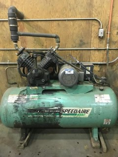 Speedaire 10hp Air Compressor