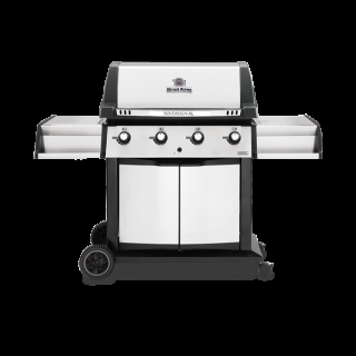 CHARITY ITEM:  NEW IN BOX - BBQ -   Broil King, Sovereign XLS 20.  Propane or Natural Gas.  Retail value $1,000.  Proceeds of sale of this Lot to be donated to Alberta 4-H.  For winning bids in excess of Retail Value, Winning bidder will be named on Century's Wall of Fame as contributing to community and youth programs across Western Canada.