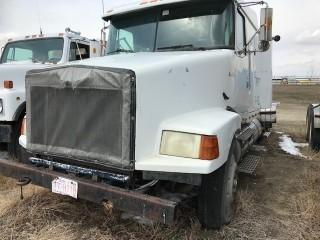 Selling Off-Site 1989 Volvo T/A Truck Tractor, Requires Repair. Located In High River, Call Brad For Information & Viewing At 403-371-9253. S/N 06V9E1713