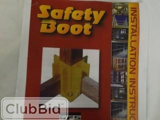 Qty of (11) Safety Boot® Guardrail Anchors