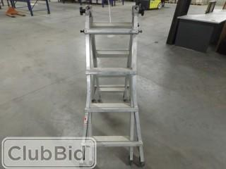 Jaws junior Combination Step/Extension Ladder
