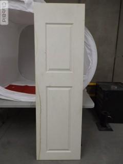 """24"""" x 80"""" White Door"""