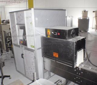 "2012 Axon ""EZ-100"" Stainless Steel Sleever-Neck Bander, S/N CA1254-00"