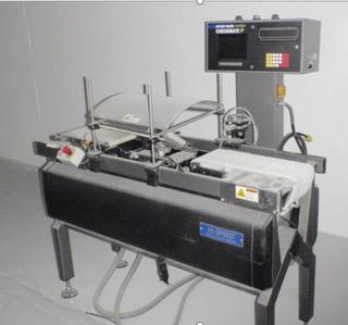 "Mettler Toledo ""Hi-Speed Checkmate 2"" Inline Check Weigher, S/N S040352-2A"