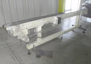 Plastic Link Belt Conveyor