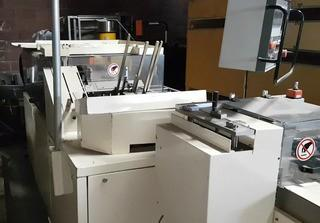"1994 Brunner ""CMI-II"" Horizontal Combination Reverse Tuck and Hot Glue Intermittent Motion Cartoner, S/N 3019-2"