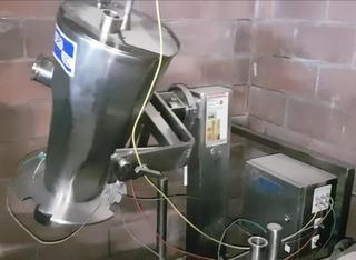 """1999 Quadro-Vac """"902"""" Vacuum Transfer System, S/N 902-0095"""