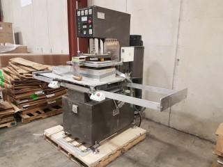 Visual Packaging KS-8000 RF Sealer, S/N 55600806