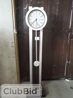Pendulum Clock 6.5' Tall