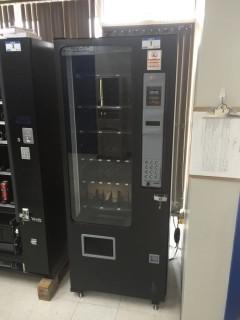 AMS Model G8- 624 (6) Drawer, (6) Motor Vending Machine. SN 1-1510-7484