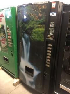 Royal Model 376-8 (8) Slot Pop Machine. SN 1400DI-0133