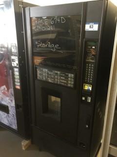 Crane Model 674D Coffee Machine. SN 674-011281