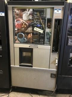Crane Model 637D Coffee Machine. SN 637-015250