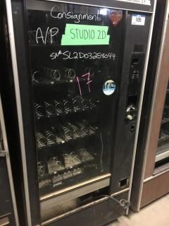 (5) Drawer, (4) Slot Vending Machine. SN SL2D03258044 *Requires Repair*
