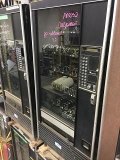 Snackshop 112 (5) Drawer Vending Machine. SN 21019748