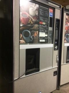 Crane Model 637 Coffee Machine. SN 637-013715
