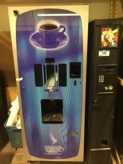 Crane Model VOCEUS Coffee Machine. SN 2228112015 *Requires Repairs*