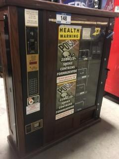 (10) Slot Cigarette Machine.