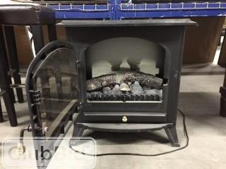 "Electric ""Wood Stove"" Fireplace 2' x 15"" x 26"""