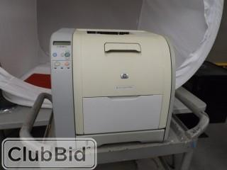 HP Laserjet 3700DN Colour Printer